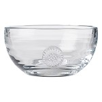Berry and Thread Glassware Sm Bowl Clear