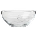 Berry and Thread Glassware Md Bowl Clear