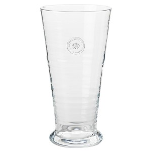 Berry and Thread Glassware Lg Vase Clear