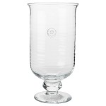 Berry and Thread Glassware Lg Hurricane