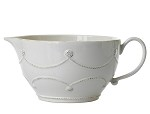 Berry and Thread Batter Bowl Whitewash