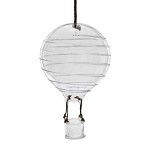 Amalia Sm Hot Air Balloon Clear
