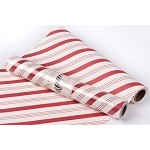 Candy Stripe Paper Table Runner