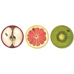 Fruit Slices Coaster Set