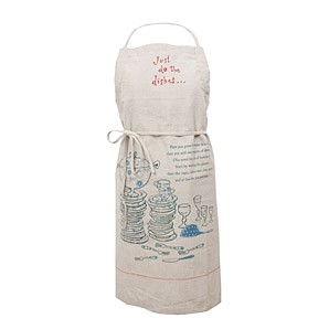 Maileg Adult Apron, Just Do Dishes