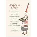 Maileg Gingerbread Cookie Card