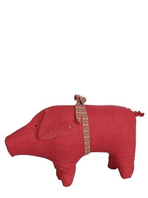Pig Small, Red