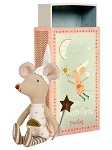 Tooth Fairy Girl Mouse in Box