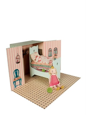 The Princess and the Pea Playset