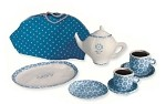 Teaset in Picnic Bag
