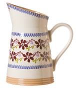 Clematis Angled Jug