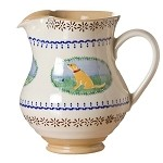 Dog Medium Jug