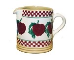 Apple Small Cylinder Jug