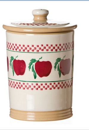 Apple Storage Jar