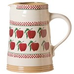 Apple Medium Cylinder Jug