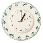 Clover Kitchen Clock
