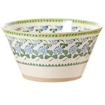 Clover Large Angled Bowl