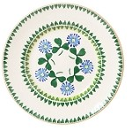 Clover Lunch Plate