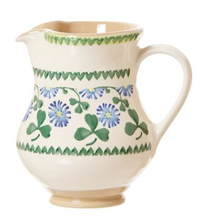 Clover Medium Jug