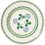 Clover Side Plate