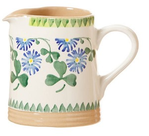 Clover Small Cylinder Jug