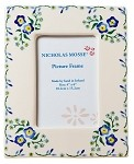 Forget Me Not Picture Frame