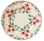 Fuchsia Side Plate