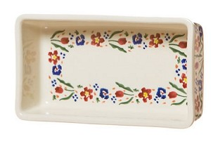 Wild Flower Meadow Medium Rect Oven Dish