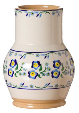 Forget Me Not Classic Vase