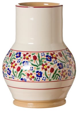 Wild Flower Meadow Classic Vase