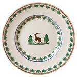 Reindeer Lunch Plate