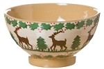 Reindeer Small Bowl