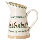 Reindeer Medium Angled Jug