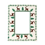 Reindeer Picture Frame NEW