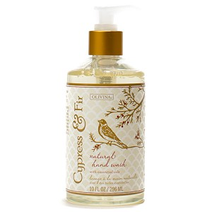 Cypress Fir Hand and Body Wash