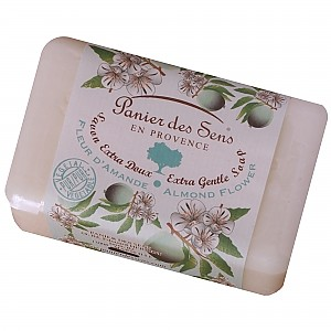 Shea Butter Soap Almond Flower