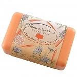 Shea Butter Soap Carrot Flower