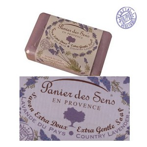 Shea Butter Soap Country Lavender
