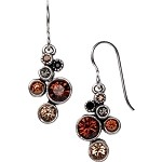 Splash French Wire Earrings