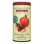 Decaf Pomegranate Green Tea