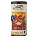 Cranberry Blood Orange Black Tea Bags, Fair Trade