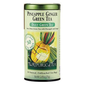 Pineapple Ginger Green Tea