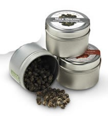 Green Tea Taster Tin