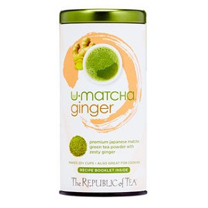 U Matcha Ginger Tea