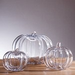 Glass Pumpkin Medium-Retired