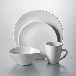 "Barre 4 Piece Place Setting w/6""bowl"