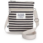 Sloane Ranger Denim Stripe Crossbody