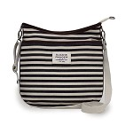 Sloane Ranger Denim Stripe Large Crossbody Bag