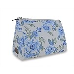 Sloane Ranger Vintage Floral Cosmetic Pouch
