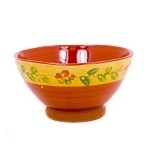 Sophia Multi Red Bowl